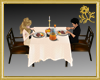 Candlelit Romance Table