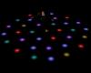 Disco Floor Spot Lights