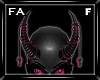 (FA)ChainHornsF Pink
