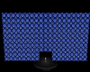 BLUE/ NEON WALL SPEAKERS