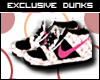 [MJ3] Exclusive Dunks