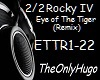 Eye of The Tiger R, 2/2