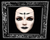 3D Gothic Woman Portrait