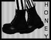 *h* Black Boots