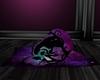 Jack&Sally Kiss Blanket