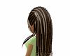 blush brown hair