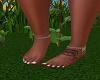 Wyanet Bare Feet