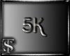 ST: 5K Support Sticker