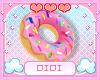!!D Donut Bangle Right