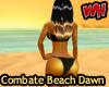 Combate Beach Dawn