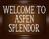 Aspen Roating Sign