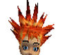 wild fire hair(anim)
