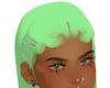Lgreen wig