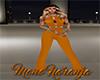 [M] Mono Naranja