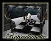 R: BlackSilks Cabana Bed