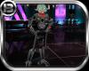 !B! Alien in Robot UFO