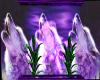 (N) purple wolf