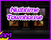 Night-time Townhouse