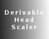 SL Derivable Head Scaler