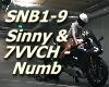 Sinny & 7VVCH - Numb