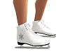 Ice Skates Snowflake