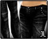 JL. D. Jeans: Black