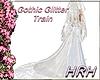 HRH Gothic Glitter Train