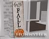 H. Fall Porch Sign V2