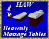 Heavenly Massage Tables