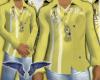 Underground Shirt Yellow