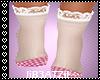 B! Pink Kawaii Shoes v1
