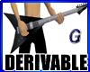 [G]DERIVABLE ROCK GUITAR