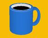 """"""" Blue Mug """""""