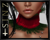 [SIN]- GRINCH FUR COLLAR
