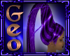 Geo Bayonetta Purple