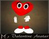 Valentine Avatar (M/F)