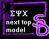 SigmaPsiChi Next Top Mod