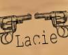 Lacie Chest Tattoo