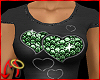 GraphicHearts Green
