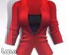 ! L! Red Black Jacket