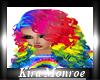 beyonce Skittles hair