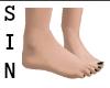 Medieval  Feet