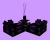 LXF Purple sofa