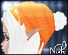 [Nish] Hat Orange