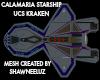 USS KRAKEN OF CALAMARIA