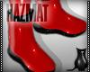 [CS] Hazmat Red Boots .M