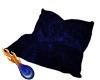 Blue Cuddle Pillow