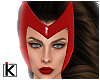 |K Scarlet Witch Mask
