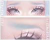 F. Bashful Eyebrows Blue