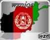 wzn Afghanistan Flag-Map